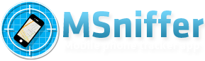 MSniffer - Cell Phone GPS Tracker App